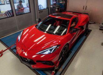 Η νέα Corvette «κρύβει» 130 άλογα!
