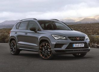 Πιο σπορ CUPRA Ateca Limited Edition