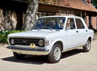 Πέθανε και άφησε ένα Fiat 128 του 1973 με 17.861 χλμ!