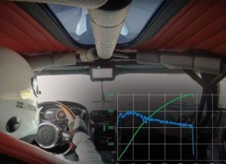 Το ρεκόρ της Koenigsegg Regera από μέσα (+videos)