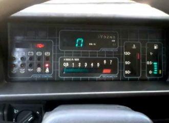 Όταν τα Lada είχαν ψηφιακό καντράν! (+video)
