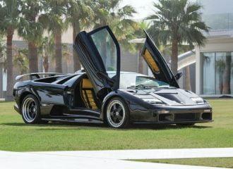 Αλησμόνητη Lamborghini Diablo GT σε δημοπρασία