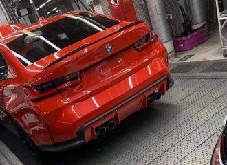 Ιδού τα «μετόπισθεν» της νέας BMW M3