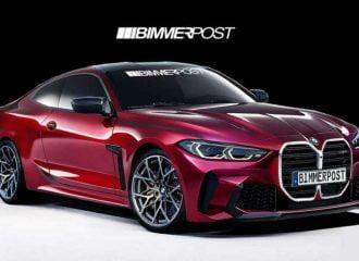 Έτσι θα είναι η νέα BMW M4