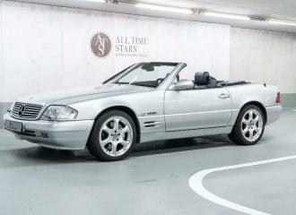 Η πιο σπάνια Mercedes SL σε προνομιακή τιμή