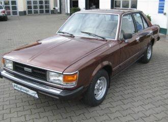 Συλλεκτική Toyota Carina του 1981 σαν καινούργια!