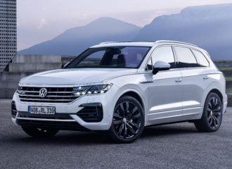 Έρχεται VW Touareg R με υβριδικό 2λιτρο TSI