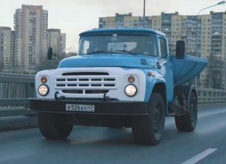 Σοβιετικό φορτηγό με μοτέρ BMW 700 ίππων (+video)