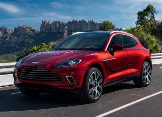 Επίσημο: Αυτή είναι η νέα Aston Martin DBX