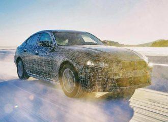 Νέο BMW i4 με 540 ίππους και 600 χλμ. αυτονομία