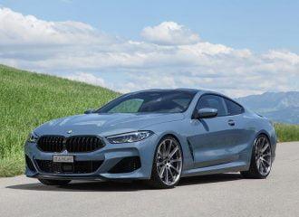 Η BMW 850 της Dahler «νικάει» την M8 Competition