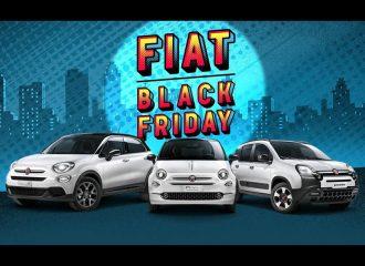 Black Friday από την Fiat με μοναδικά προνόμια