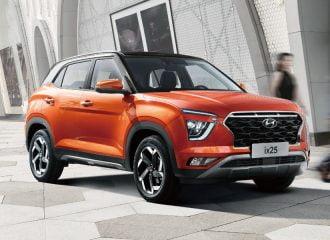 Έναρξη πωλήσεων του νέου Hyundai ix25