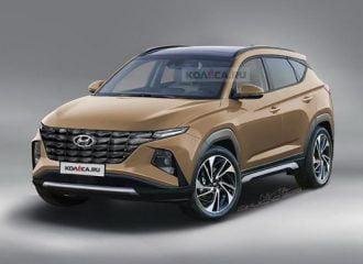 Πρώτη γεύση από το νέο Hyundai Tucson;