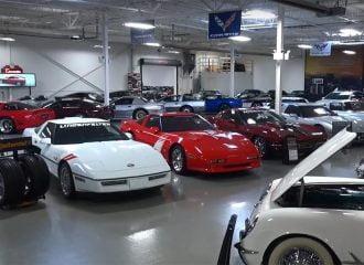 Απίστευτη συλλογή από muscle cars! (+video)