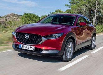 Οι τιμές του Mazda CX-30 στην Ελλάδα