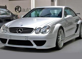 Τρομερή Mercedes CLK DTM AMG σε αστρονομική τιμή