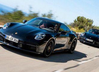 «Τρένο» 650 ίππων η νέα Porsche 911 Turbo S