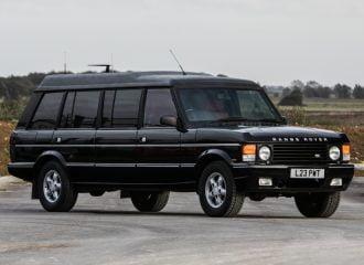 Πωλείται το Range Rover του Σουλτάνου του Μπρουνέι!