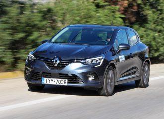 Δοκιμή Renault Clio 1.0 TCe 100