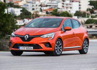 Κορυφαία ασφάλεια 5 αστέρων το νέο Renault Clio