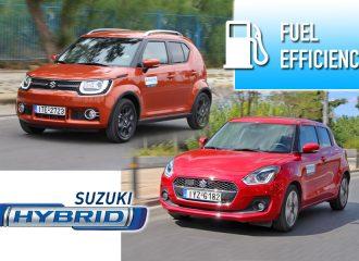 Νέα Suzuki Hybrid με τιμή από 12.190 ευρώ