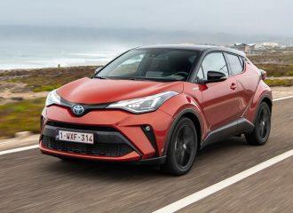 Οι επιδόσεις του νέου Toyota C-HR Hybrid 184 PS