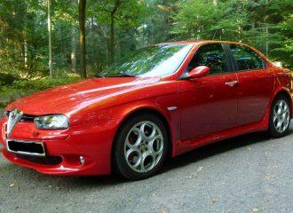 Μαγευτική Alfa 156 GTA αναζητά καβαλιέρο
