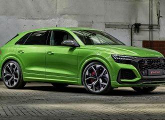 «Εκτελεί» το Audi RS Q8 με 600 ίππους και 305 χλμ./ώρα!
