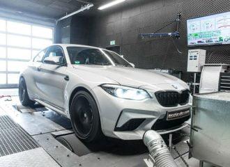 BMW M2 από τα 410 στα 600 άλογα με δυο κινήσεις