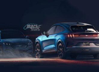 Η Ford Mustang αποκτά ηλεκτρική crossover έκδοση!