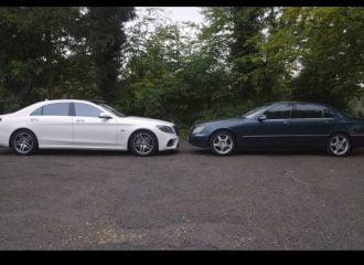Τι διαφορές έχει μια Mercedes S-Class 100.000 από μία 1.000; (+video)