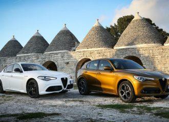 Νέες Alfa Romeo Giulia και Stelvio με τεχνολογία αιχμής