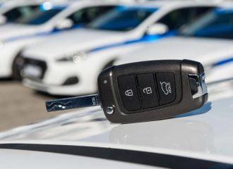 560 νέα οχήματα για την Ελληνική Αστυνομία
