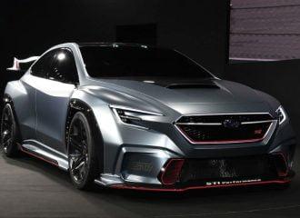 «Ψήνεται» συνεργασία Subaru-Toyota για το νέο WRX STI