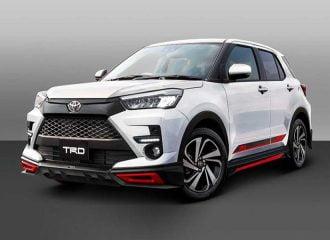 Η TRD «αγρίεψε» το νέο SUV Toyota Raize