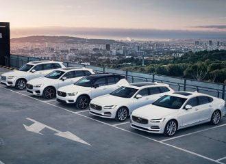 Η Volvo δίνει δώρο το ρεύμα στα plug-in hybrid