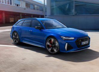 Επετειακό πακέτο της Audi για τα 25 χρόνια RS