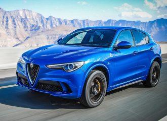 Οι Γερμανοί βραβεύουν την Alfa Romeo Stelvio Quadrifoglio