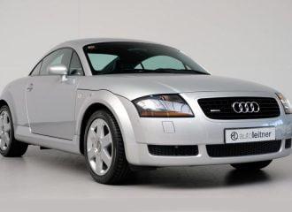 Πωλείται Audi TT 1.8Τ quattro του 2000 με 28.176 χλμ.