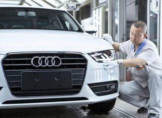 Στα σκαριά συνεργασία Audi-Κινέζων