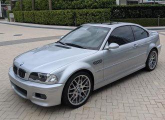 Όποιος προλάβει  αυτή τη BMW M3 E46 με 24.555 χλμ.