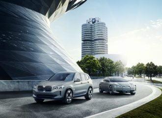 Το αποδοτικό σύστημα κίνησης του ηλεκτρικού BMW iX3