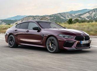 BMW M8 Gran Coupe με «χαράτσι» 92.200 ευρώ!