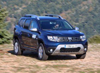 Δοκιμή Dacia Duster 1.5 Blue dCi 115 hp 4×4