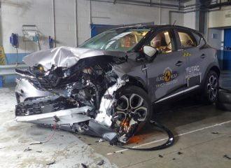 Μια ντουζίνα νέων crash tests από τον Euro NCAP
