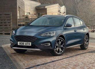 Νέο Ford Focus Active X Vignale (+τιμές)