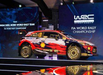 Η Hyundai στέφθηκε Π.Π. Κατασκευαστών WRC