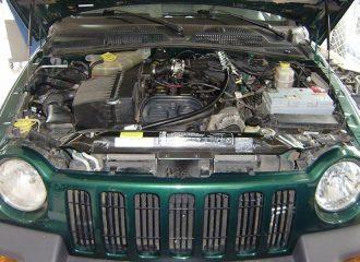 Τοποθέτηση LPG σε Jeep από την EuropeGas