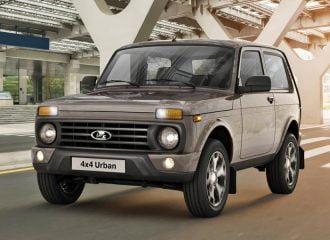 Lada Niva με εντελώς νέο εσωτερικό!
